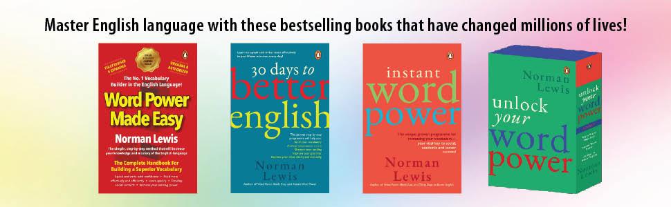 Word Power Made Easy, English, Word Power, Language, Spellings, Grammar, Vocabulary