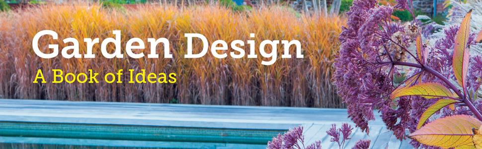 Garden Design: A Book of Ideas: Amazon.co.uk: Howcroft ...