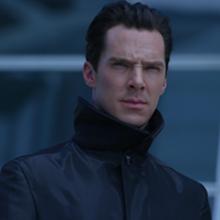 Benedict Cumberbatch – John Harrison/Khan