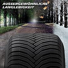 Reifen Alle Jahreszeiten Michelin Crossclimate 215 55 R17 98w Xl Bsw Auto