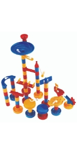 Galt Marble Run Reactions, Construction Kit for Kids