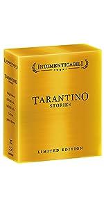 Cofanetto Tarantino Stories Blu-Ray