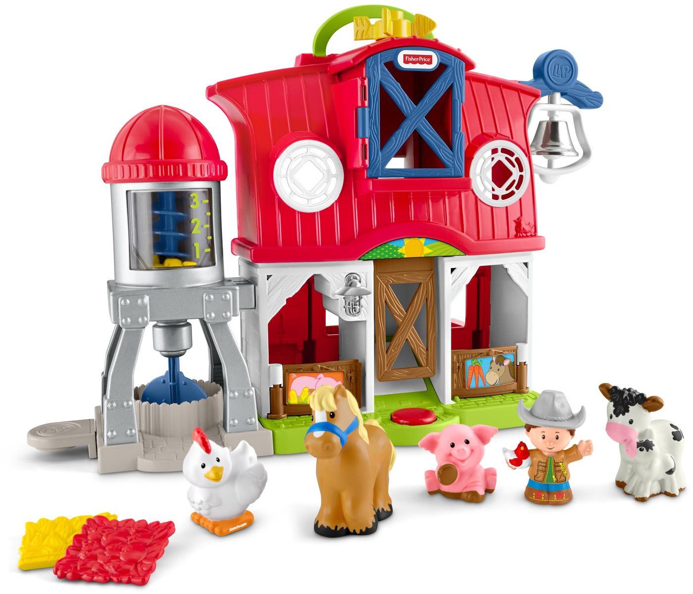 Fisher Price Toys : Amazon fisher price little people caring for animals