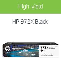 MS Imaging Supply Remanufactured Inkjet Cartridge Replacement for HP L0R98AN 972X Cyan, 2 Pack