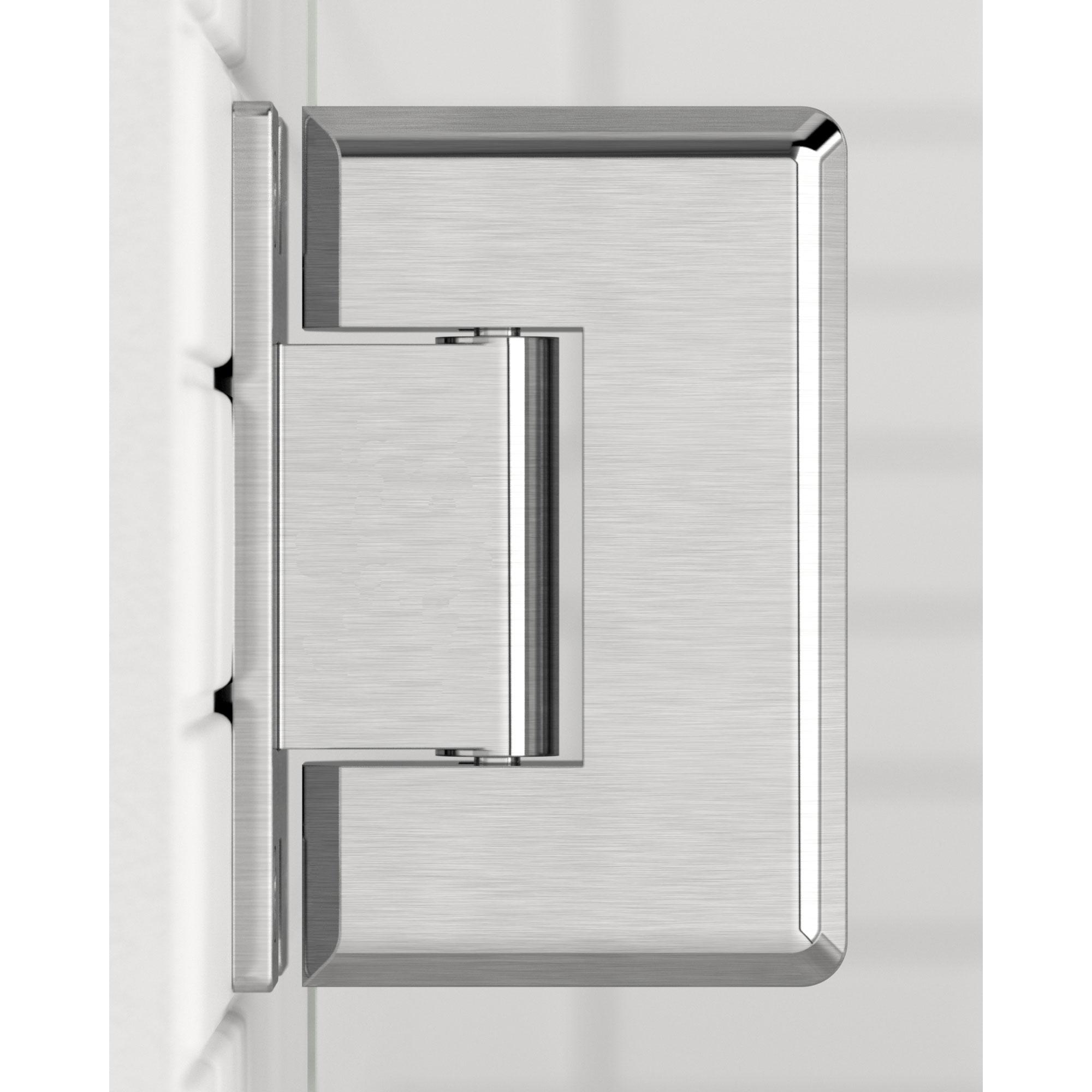 Basco Classic Sliding Shower Door Fits 56 60 Inch Opening