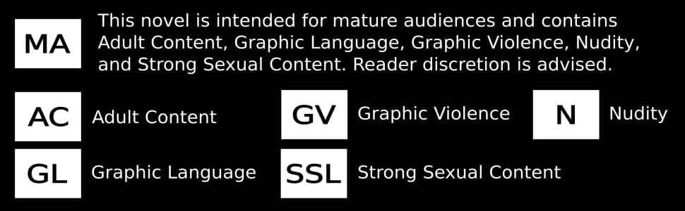 Graphic Language, Strong Sexual Content, Graphic Violence, Nudity, Adult Content