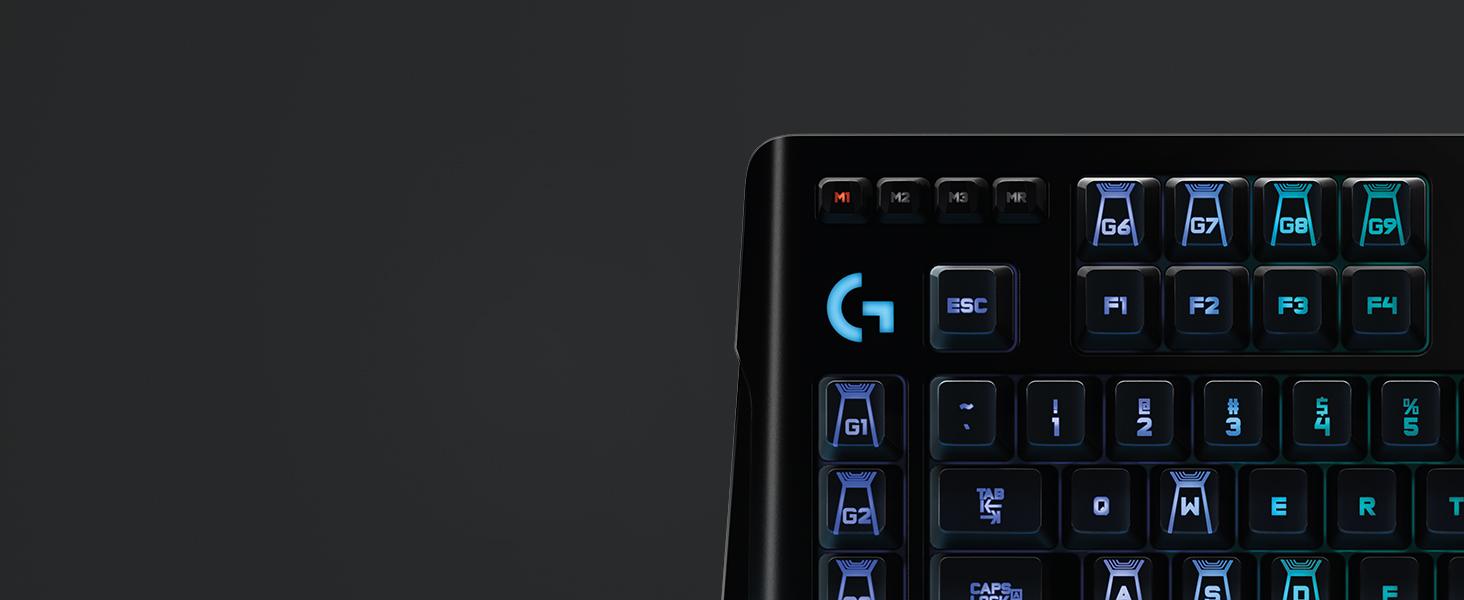 G910 Spectrum