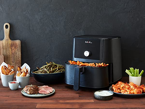 Instant Pot, Insta Pot, multicooker, air fryer