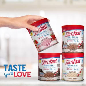 powders slimfast original