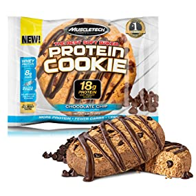 Protein Cookie, Whey Protein, MuscleTech, Protein