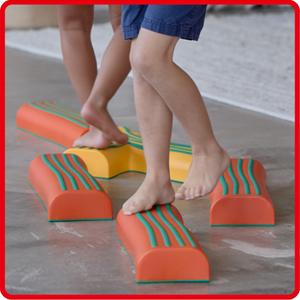 stepping stone kit, kids balance beam, kids gymnastics equipment for home, balance beam for kids