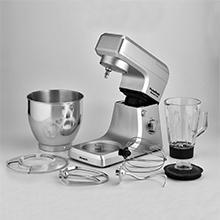 Ariete 1598/1 Robot de cocina gourmet con jarra de vidrio 1.5 L ...