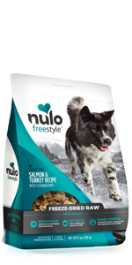 Freestyle Freeze-Dried Dog Food - Salmon