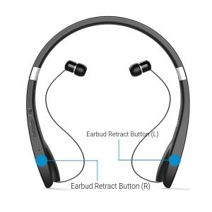 0ecfb6d1931 Portronics Harmonic 200 POR-930 Wireless Stereo Headset (White): Buy ...