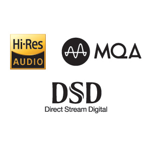 Universal Hi-Res Audio Playback