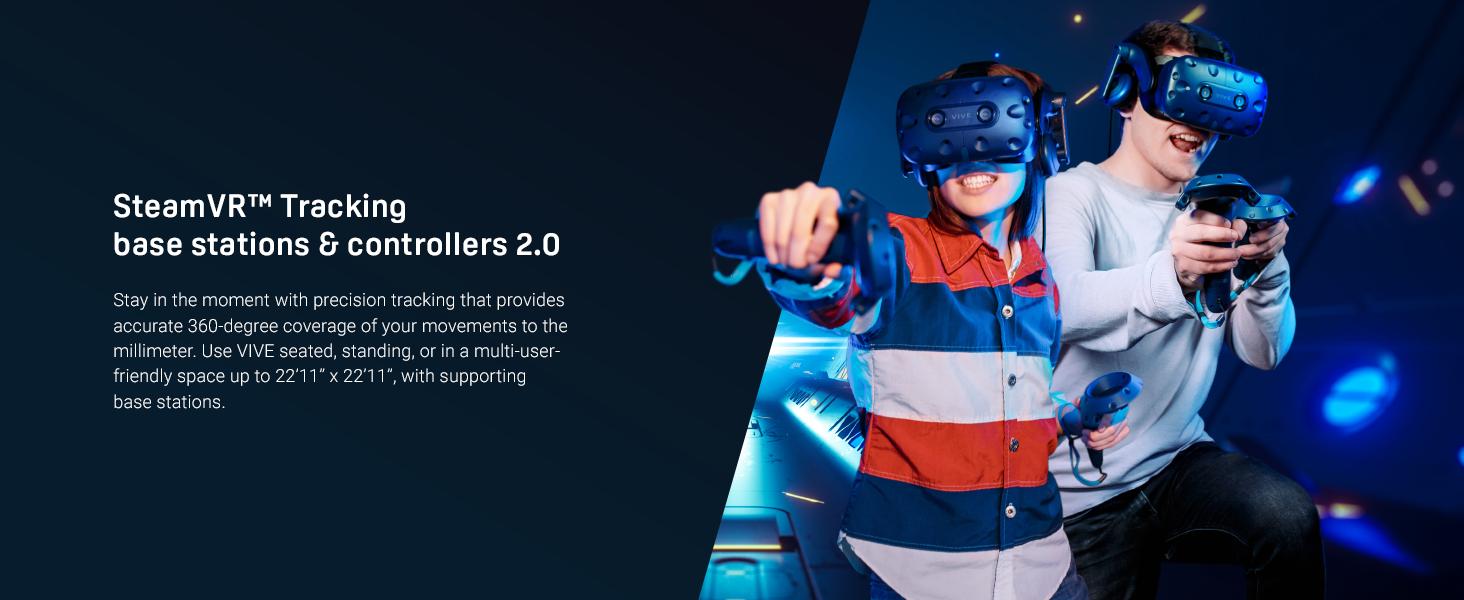 VR, VIVE Pro, VIVEPORT, Oculus, PSVR, gaming, PC gaming, VIVE, wireless VR, SteamVR
