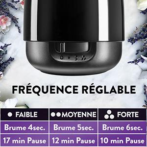 air wick diffuseur d 39 huiles essentielles essential mist avec 1 recharge parfum fleur de. Black Bedroom Furniture Sets. Home Design Ideas