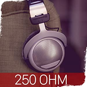 Beyerdynamic DT 880 dt880 premium stereo headphones 600 ohm over-ear home amplifier home audio music