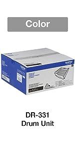 Amazon.com: Brother DR331CL Replacement Drum Unit Set for HL ...