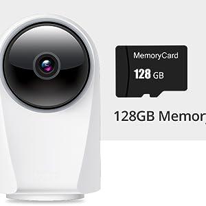 Up to 128GB Storage