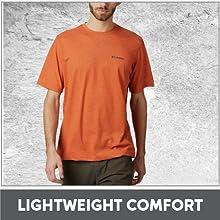 Lightweight comfort