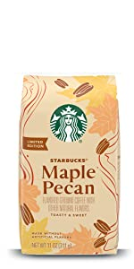 Maple Pecan Flavored Coffee
