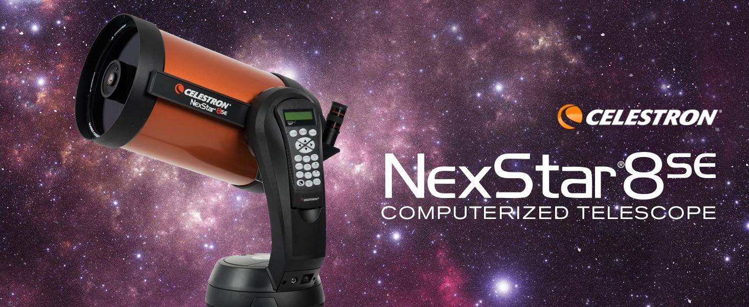 Telescopio Celestron Nexstar 4 se informatizado