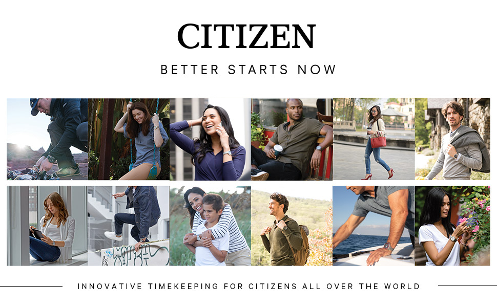 Citizen, Watches, Innovation, Eco-Drive, Japanese Quartz, solar, renewable energy,