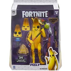 Fortnite Legendary Series 1 Figure Pack, Peely