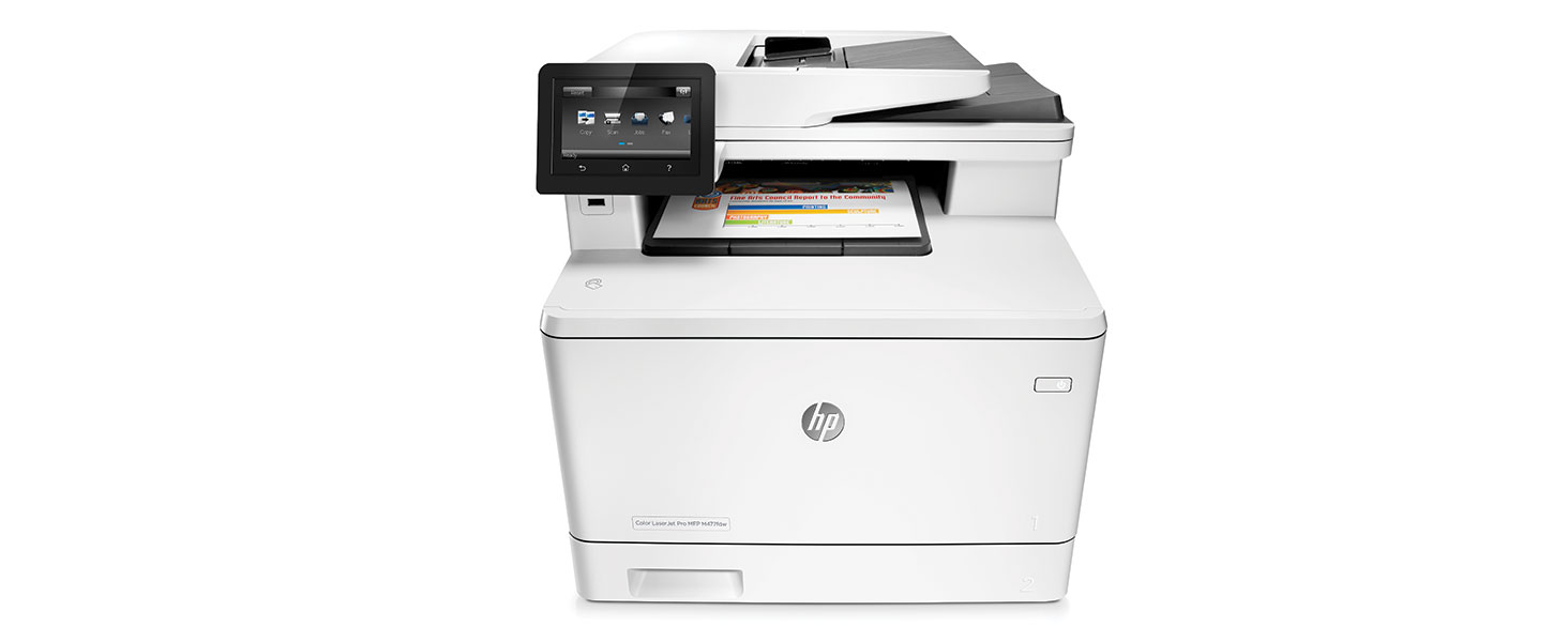 fast first page two-sided speeds data secure toner cartridges touchscreen auto document feeder usb