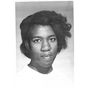 Octavia E. Butler author photo at age thirteen