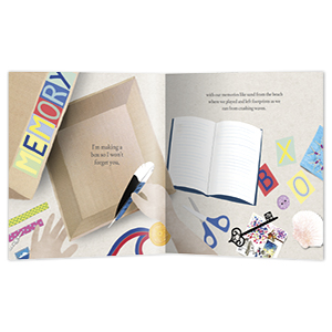 memory box - The Memory Box: A Book About Grief