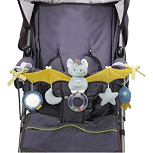 Fehn Activity Kette »Fledermaus«, Mobile Kette mit vielen
