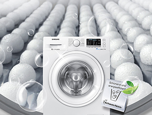 samsung ww80j5435dw eg waschmaschine frontlader 8kg 85 cm h he schaumaktiv technologie. Black Bedroom Furniture Sets. Home Design Ideas