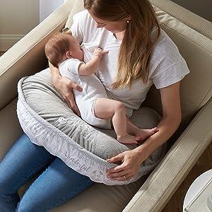 Amazon.com: Boppy Infinity - Bufanda de lactancia: Baby