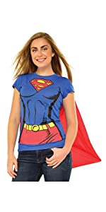 women's supergirl shirt
