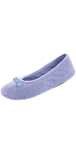 ae1baa800d4610 Microterry Adjustable Slide · Space Knit Slide · Chevron Microterry Clog · Space  Knit Clog · Chevron Microterry Ballerina