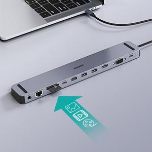 macbook pro docking station