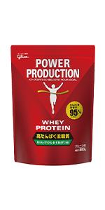 グリコ パワープロダクション プロテイン チョコレート たんぱく質 ビタミン 体作り 健康 筋肉 トレーニング