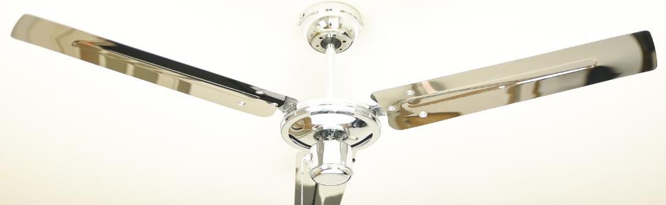AireRyder Zephyr Ventilador de techo, diseño Industrial con modos ...