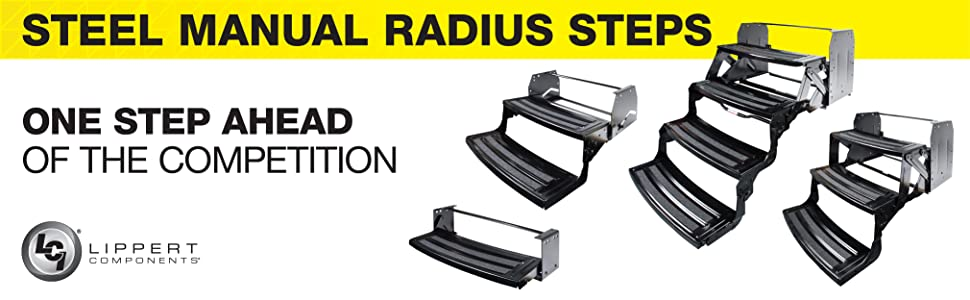 Amazon Com Lippert 432682 Rv Double Entry Step 24 Quot Manual
