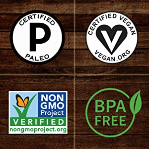Nature's Way MCT Oil certifications