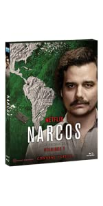 Narcos Serie TV Blu-Ray - Stagione 1