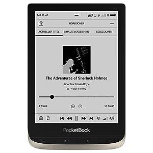 Pocketbook E Book Reader Color 6 Zoll Moon Silver Elektronik