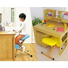 学習机 学習椅子 学習イス 子ども用 木製イス バランス