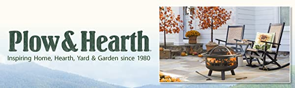 Plow & Hearth, Plow and Hearth, Home, Garden, Outdoor Furniture, Decor, shop
