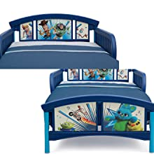 toy story toddler bed toy story 4 disney pixar