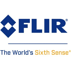 FLIR logo and tagline