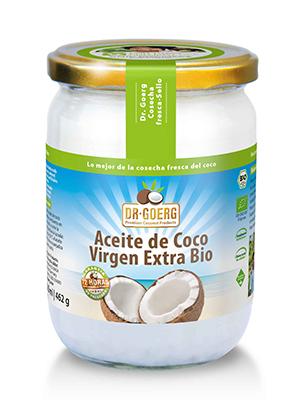 Aceite de coco Premium ecológico 500 ml