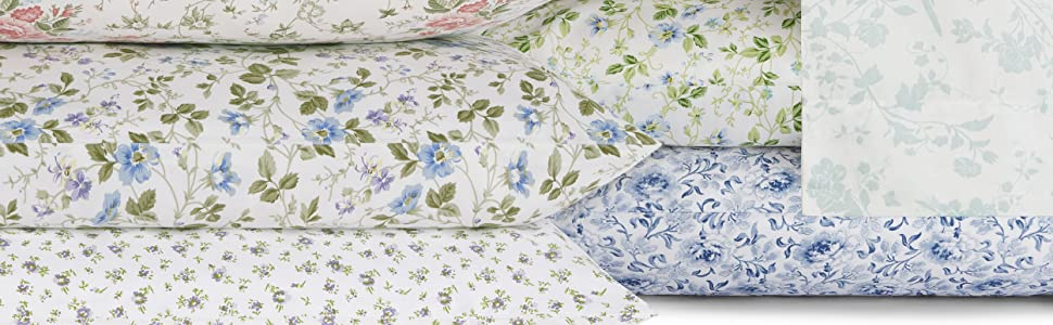 cotton sheets;pinzon sheets;sateen sheets;percale sheets;queen sheets;floral sheets;king sheets